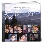 Maine trip march 2010 Greenfields - 12x12 Photo Book (60 pages)