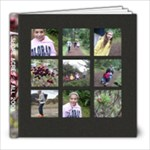 Shore Acres Hike Fall 2008  - 8x8 Photo Book (20 pages)