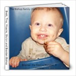 Mothers Day Gift - 8x8 Photo Book (30 pages)