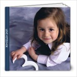 chuck - 8x8 Photo Book (20 pages)