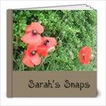 Sarahs Snaps Frameless Artbook - 8x8 Photo Book (20 pages)