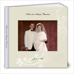 Kent and Margot Album - 8x8 Photo Book (20 pages)