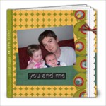 daddy - 8x8 Photo Book (30 pages)