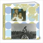 Pinney Family  - 8x8 Photo Book (20 pages)