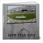 Speedweeks 2010 - 8x8 Photo Book (20 pages)