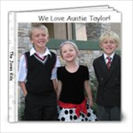 Auntie... - 8x8 Photo Book (20 pages)
