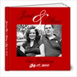 Staci and Jerel s Guest Book - 8x8 Photo Book (20 pages)