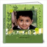 Talha-Book - 8x8 Photo Book (20 pages)