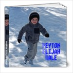 Peyton book - 8x8 Photo Book (39 pages)