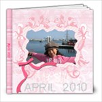 April 2009 - 8x8 Photo Book (20 pages)