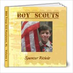 BoyScouts8x8BookFin - 8x8 Photo Book (30 pages)