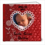 Leila s Story - 8x8 Photo Book (80 pages)