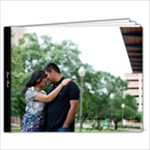 Wedding Album - 9x7 Photo Book (20 pages)