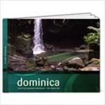 Dominica - 9x7 Photo Book (20 pages)