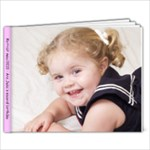 Ana Julias 2 years portrait - 9x7 Photo Book (20 pages)