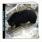 Bear and Wolf - 8x8 Photo Book (20 pages)