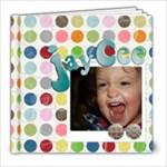 JayCee end of 09 and beginning of 10 - 8x8 Photo Book (30 pages)