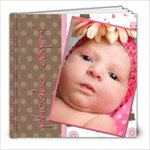 Phoebe Book - 8x8 Photo Book (30 pages)