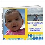 BHAVIN S FIRST FATHER S DAY - 9x7 Photo Book (20 pages)