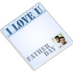 father day - Small Memo Pads