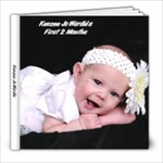 Kenzee - 8x8 Photo Book (20 pages)