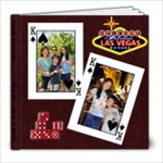 Vegas - 8x8 Photo Book (30 pages)