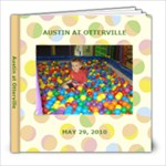 AUSTIN AT OTTERVILLE - 8x8 Photo Book (30 pages)