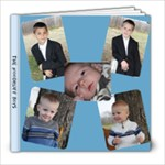 The Woodruff Boys - 8x8 Photo Book (30 pages)