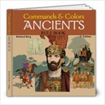 CCAncients Rulebook - 8x8 Photo Book (39 pages)