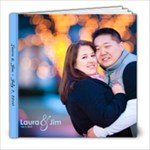 Laura&Jim - 8x8 Photo Book (20 pages)