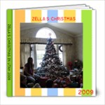 zellachristmas2009 - 8x8 Photo Book (20 pages)