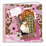 Monica s Christening - 8x8 Photo Book (30 pages)