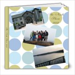 North Shore Book - 8x8 Photo Book (20 pages)