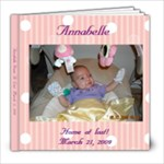 Annabelle s home - 8x8 Photo Book (20 pages)