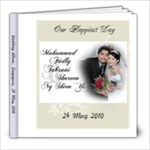 Wedding Album S pore_24May2010 - 8x8 Photo Book (20 pages)
