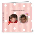 Ruchys Storybook - 8x8 Photo Book (20 pages)