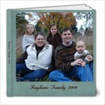 Family Pictures 2009 - 8x8 Photo Book (20 pages)