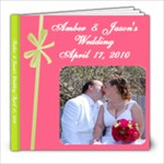 ambers book - 8x8 Photo Book (20 pages)