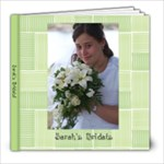Sarah s Bridals - 8x8 Photo Book (20 pages)