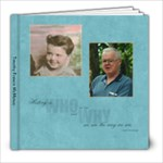tim - 8x8 Photo Book (20 pages)