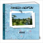 JAMAICA VAC 2010 - 8x8 Photo Book (20 pages)