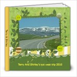 shirley & terry s out west trip 2010 - 8x8 Photo Book (20 pages)