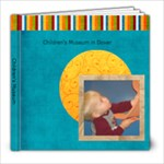 Museum Trip - 8x8 Photo Book (20 pages)