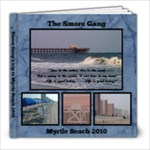 Myrtle Beach 2010 - 8x8 Photo Book (39 pages)