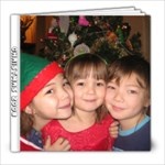 Christmas 2008 - 8x8 Photo Book (20 pages)
