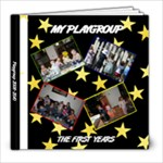 MY PLAYGROUP - 8x8 Photo Book (20 pages)