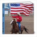 Rodeo 2009 - 8x8 Photo Book (20 pages)
