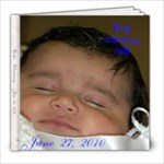 cody s christening - 8x8 Photo Book (20 pages)