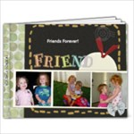 Aubrey and Liz - 9x7 Photo Book (20 pages)