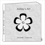 ashley art book - 8x8 Photo Book (20 pages)